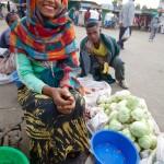Street Vendor, Gondar, Ethiopia