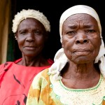 Two Wives - Uhembo Village, Siaya, Kenya