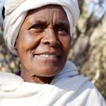 Woman, Amba Giorgis, Ethiopia