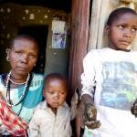 Yandisane Mandaine & Children, Olkokola, Tanzania