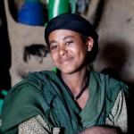 Young Woman, Amba Giorgis, Ethiopia