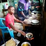 Chapati Making - Kome Island