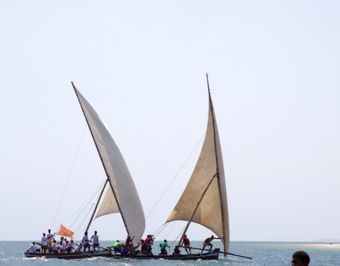 The Peponi Annual Shela Dhow Race – 1st January 2015