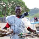 Fisherman, Kome Island, Tanzania