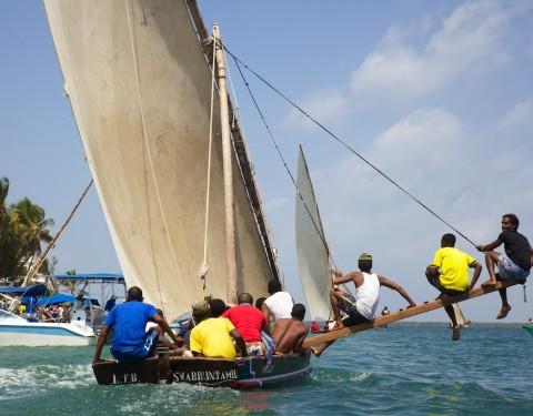 The Peponi Annual Shela Dhow Race – 1st January 2015