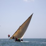Racing to the buoy
