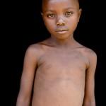 Portrait of a Rural Boy