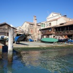 The Oldest Gondala Factory in Venice