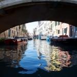 Venetian Canal Bridge