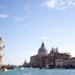 Venetian vista - La Salute