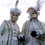 Venice Carnival Characters 2