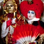 Venice Carnival Costume Characters