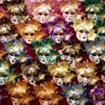 Venice Carnival Tourist Masks