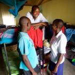 Girls' Dormitory, Got Matar Secondary School, Bondo,