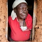 Grace Omondi, 89 year old woman,, Ulongi,