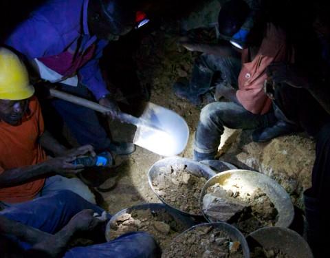 Migori Gold Mine – Kenya. February '16