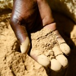 Powdered Ore, Migori Gold Mine, Kenya