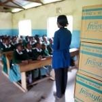 Sanitary Education, Arusha, Tanzania