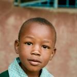 Schoolboy, Arusha, Tanzania