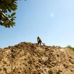 Shovelling Ore, Migori Gold Mine, Kenya