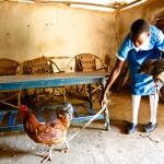 Sylvia Ann Olaka, Usinda Primary School, East Ugenya