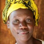 Portrait of Mwajuma Yusuph, Moshi, Tanzania