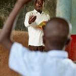 Classroom, Bugoma, Kenya