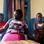 Joy, ex sexworker and her children Western Kenya